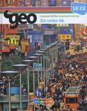 De Geo 3/4 Vmbo-bb Lesboek