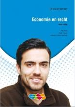 Inge  Berg, Henk  Tijssen Economie en recht