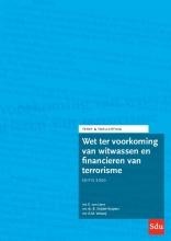 Mr. A.M. Verweij Mr. E. van Liere  Mr. Dr. B. Snijder-Kuipers, Wet ter voorkoming van witwassen en financieren van terrorisme