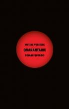 Wytske  Versteeg Quarantaine