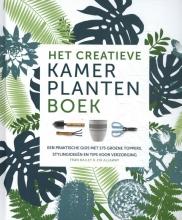 Zia Allaway Fran Bailey, Het creatieve kamerplanten boek