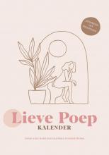Julia Blohberger Roos Neeter, Lieve poep kalender