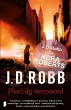 J.D.  Robb Plechtig vermoord - Deel 5 in de Eve Dallas-serie