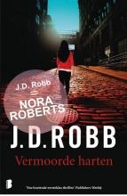 J.D.  Robb Vermoorde harten