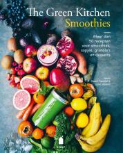 Luise Vindahl David Frenkiel, The green kitchen smoothies