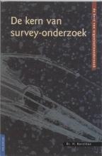 H. Korzilius , De kern van survey-onderzoek