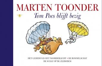 Marten  Toonder Alle verhalen van Olivier B. Bommel en Tom Poes 5 : Tom Poes blijft bezig