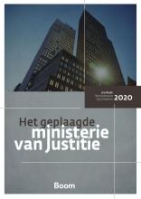 Centrum voor Parlementaire Geschiedenis , Het geplaagde ministerie van Justitie 2020