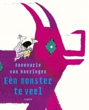 Annemarie van Haeringen Eén monster te veel