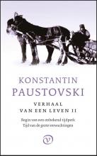 Konstantin Paustovski , Begin van een onbekend tijdperk, Tijd van de grote verwachtingen