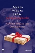 Mario  Vargas Llosa Lof van de stiefmoeder en geheime notities van Don Rigoberto