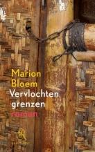 Marion  Bloem Vervlochten grenzen (grote letter) - POD editie