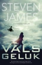 Steven James , Vals geluk