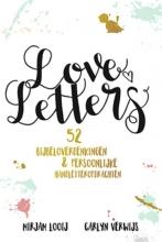 Carlyn Verwijs Mirjam Looij, Loveletters handletteren
