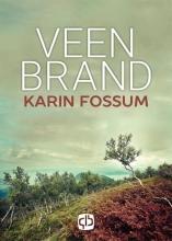 Karin  Fossum Veenbrand - grote letter uitgave