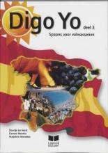 Doortje ter Horst Digo Yo 3 (incl. cd`s)