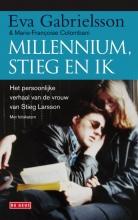 Eva  Gabrielsson, Marie-Françoise  Colombani Millenium, Stieg en ik