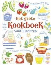 Abigail  Wheatley Het grote kookboek voor kinderen