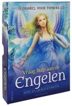 Rita PIETROSANTO , Vraag hulp aan de engelen - Boek en orakelkaarten