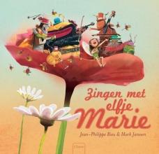 Jean-Philippe  Rieu Zingen met Elfje Marie