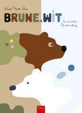 Pascale  Moutte-Baur Brune & Wit