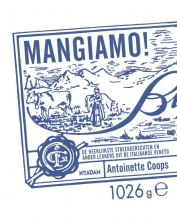 Antoinette Coops , Mangiamo!