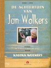 Karina  Wolkers De achtertuin van Jan Wolkers