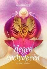 Gilbert  Keyzer Negen orchideeën
