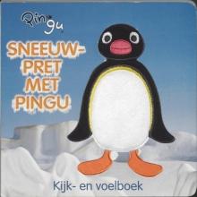 Lodge , Yvette  Pingu / Sneeuwpret met Pingu