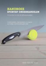 Rene van den Burg , Handboek sportief onderhandelen voor en door sportmanagers
