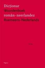 Jan Willem Bos , Woordenboek Roemeens-Nederlands