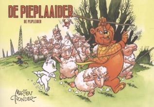 Marten Toonder , De Pieplaaider