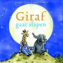 Marie-louise  Sekreve, Mark  Sekreve Giraf Giraf gaat slapen