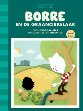Jeroen  Aalbers Borre en de graancirkelaar