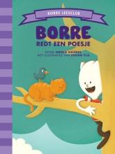 Jeroen Aalbers , Borre redt een poesje