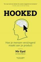 Nir  Eyal, Ryan  Hoover Hooked - hoe je mensen verslaafd maakt aan je product