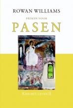 Rowan Williams , Preken voor Pasen