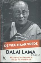 Dalai Lama DE WEG NAAR VREDE (set van 5)