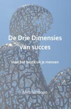 Nico  Verbaan De Drie Dimensies van succes