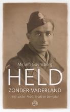 Miriam  Guensberg Held zonder vaderland