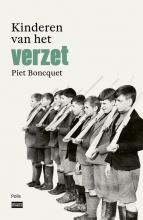 Piet  Boncquet Kinderen van het verzet