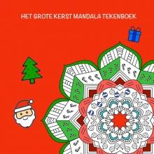 Tom Koreman , Het grote Kerst Mandala tekenboek