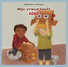 Amanda Tourville , Mijn vriend heeft ADHD