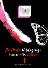 Emmy Sinclaire , Volwassenen kleurboek De Grote Uitdaging : Butterfly Effect