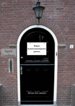 Sigrid  Landman Wegens familieomstandigheden gesloten
