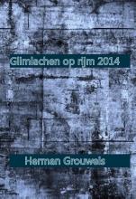 Herman  Grouwels Gedichten op rijm Glimlachen op rijm  2014