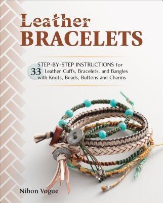 Nihon Vogue,Leather Bracelets