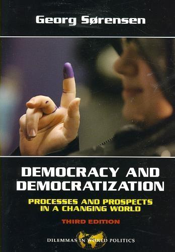 Georg Sorensen,Democracy and Democratization