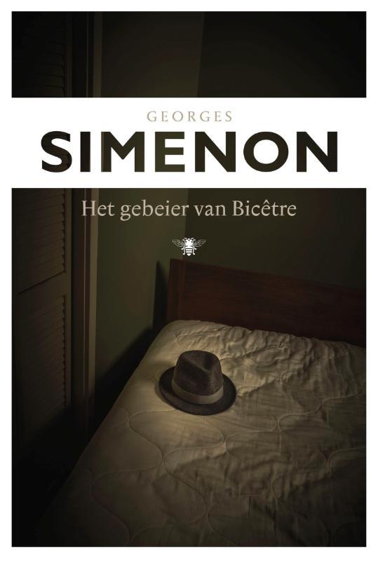 Georges Simenon,Gebeier van Bicetre