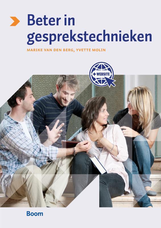 Marike van den Berg, Yvette Molin,Beter in gesprekstechnieken